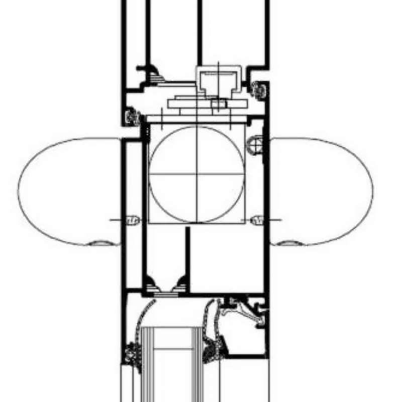 schuco door ads 65. Black Bedroom Furniture Sets. Home Design Ideas